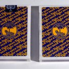 RARE Tiger Beer Playing Cards Two Sealed Decks Rare Malaysia Buatan Bhutan