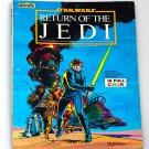 STAR WARS ROTJ Marvel Book Comics Official Version Return of the Jedi Comic