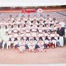 1978 LOS ANGELES ANAHEIM CALIFORNIA ANGELS TEAM 8X10 PHOTO NOLAN RYAN