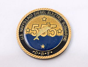 USS DOLPHIN AGSS 555 Navy's Last Diesel Electric Submarine - Deepest Diving Sub