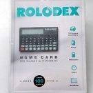 1992 Rolodex Name Card RNA - 2 Address Book NEW Sealed NOS