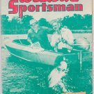 Western Sportsman Magazine fishing issue March 1956 Vintage