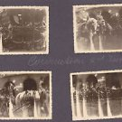 1953 Queen Elizabeth Original PHOTOS Coronation London England ALBUM RARE PRINTS