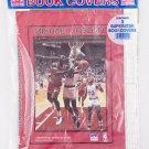 1988 STARLINE Michael JORDAN Bull Magic Johnson Lakers NBA SUPERSTAR BOOK COVERS