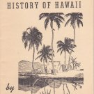 Thumbnail History of Hawaii 1942 booklet George Armitage 10/42 WW2 Pearl Harbor