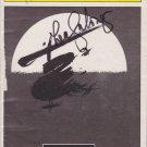 "Signed ""Miss Saigon"" Playbill 2001 Lea Salonga & Ruthie Henshall FINAL WEEK AUTO"