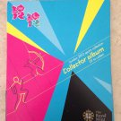 Royal Mint London 2012 Olympic 50p Sports Collection Collector Album 29 coins GB