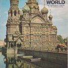 1966 Volkswagen Small World Magazine Moscow Russia Brochure Bus Booklet Vintage