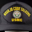 NAVAJO CODE TALKERS MARINE CORPS USMC EMBROIDERED MILITARY HAT USA