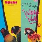 Tropicana Hotel Casino Las Vegas Wildlife Walk Brochure 1993 90's AZTAR Corp.