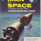Walt Disney's Man In Space Comic Book #716 Tomorrowland Disneyland FOUR COLOR