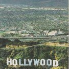 1980 PSA Pacific Southwest Airlines timetable Flight Schedule Hollywood 9/17/80