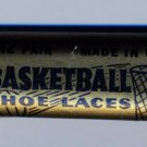 """Lincoln Lace & Braid Basketball shoe laces Vintage 45"""" NOS Rare Providence R.I."""