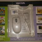 WACOM Tablet Graphire 3 4x5 Pearl White  New In Box