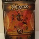 XEVOZ HYPER-FURIES INFERNO FURY SEALED MIB! NEVER OPENED! INTER-CHANGEABLES!