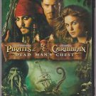 Pirates of the Caribbean: Dead Man's Chest (DVD, 2006, Widescreen) QUICK SHIP
