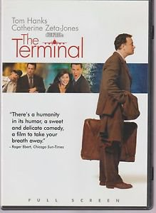 The Terminal (DVD, 2004, Full Frame)