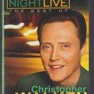 Saturday Night Live - Best of Christopher Walken (DVD, 2004)