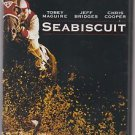 Seabiscuit (DVD, 2003)