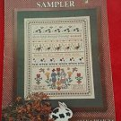 Bless Us All Sampler Counted Cross Stitch Pattern Leaflet Alexa Designs