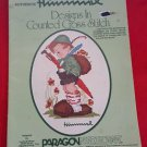 1980 Hummel Designs in Counted Cross Stitch Pattern Leaflet Charts #5073