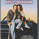 Bull Durham DVD  Kevin Costner 80's Baseball Classic Sports Movie QUICK SHIP