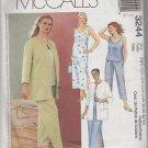 McCall's 3244  Jacket Dress Top Pants Size RR  18w 20w 22w 24w 36 38 40 42