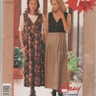McCall's P300 Misses 1990s Easy Stitch n Save Dress Top pattern GG 18 20 22 24
