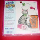 2000 Dimensions Pet Peeves Counted Cross Stitch Kit # 72704 THE DOG DID IT  NIP
