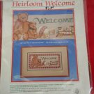 Dimensions  Heirloom Welcome Counted Cross Stitch Kit  New