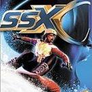 SSX (Sony PlayStation 2, 2000)   No Instructions