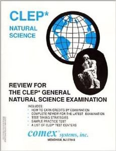 Review for the CLEP General Natural Science Exam by James R. Frendak (2001,...