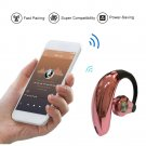 ExtraStar, Bluetooth 4.1 Hand-Free Headset Wireless Headphone and Noise Cancelling Earphone