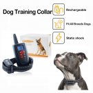 Shock collar for dogs Pet Training Collar-Waterproof IP67 1000 m range