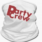 Party Crew Glitz Multifunctional Scarf | Tan's Club (White)