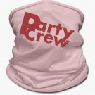 Party Crew Glitz Multifunctional Scarf | Tan's Club (Pink)
