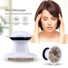 126 Point High-Frequency Vibrating Infrared Body & Scalp Massager