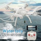 RC Water Fairy Waterproof Drone With WiFi FPV HD Camera 2.4GHz 4CH 6 Axis Gyro
