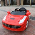 Free Shipping! Special Offer Children''s Ride On Sports Car With Remote + All The Options