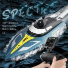 S4 Ghost 2.4G 25km/h RC Boat 720P HD Camera WIFI FPV App Control SPECTRE W/ Water Cooling System