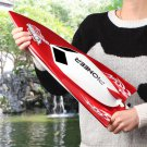 2.4G 50CM Remote Control Waterproof Racing Speedboat Two-Way Navigation