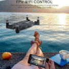2.4GHz 720P HD Wifi FPV Live Video Camera Ultra Thin Mini Quadcopter Drone 360° Flips