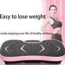 264lb Exercise Fitness Plate Platform Slim Vibration Machine Slimming Sports Equipment