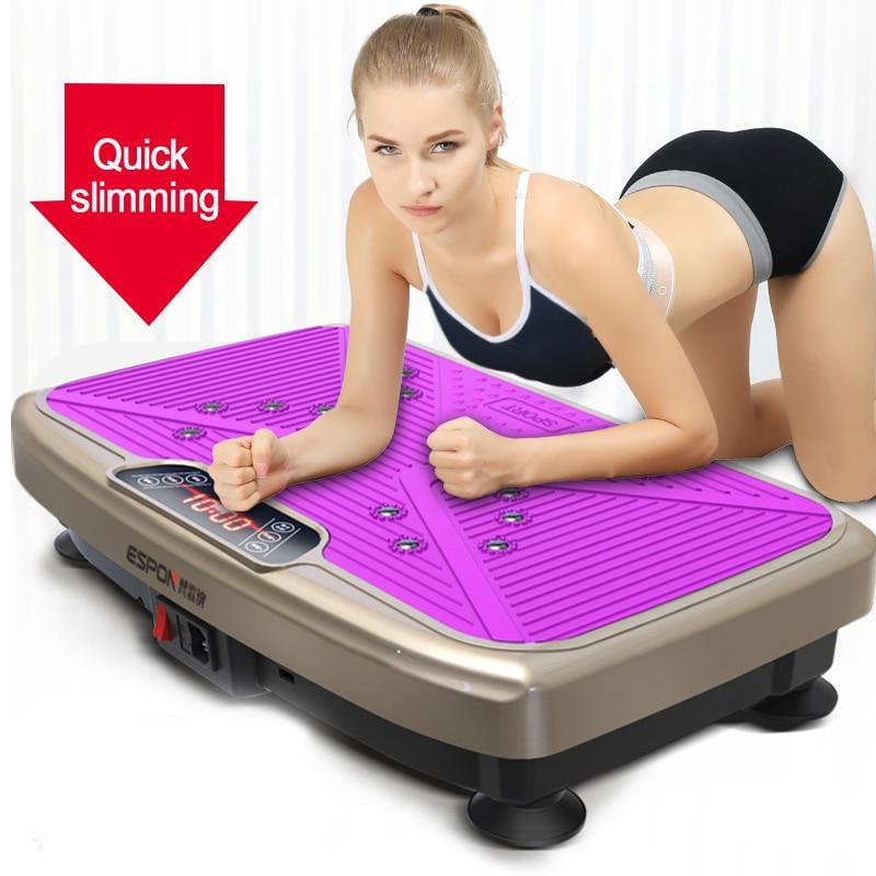 Slimming Machine Vibration Body Shaping Exercise machine 200W 50HZ