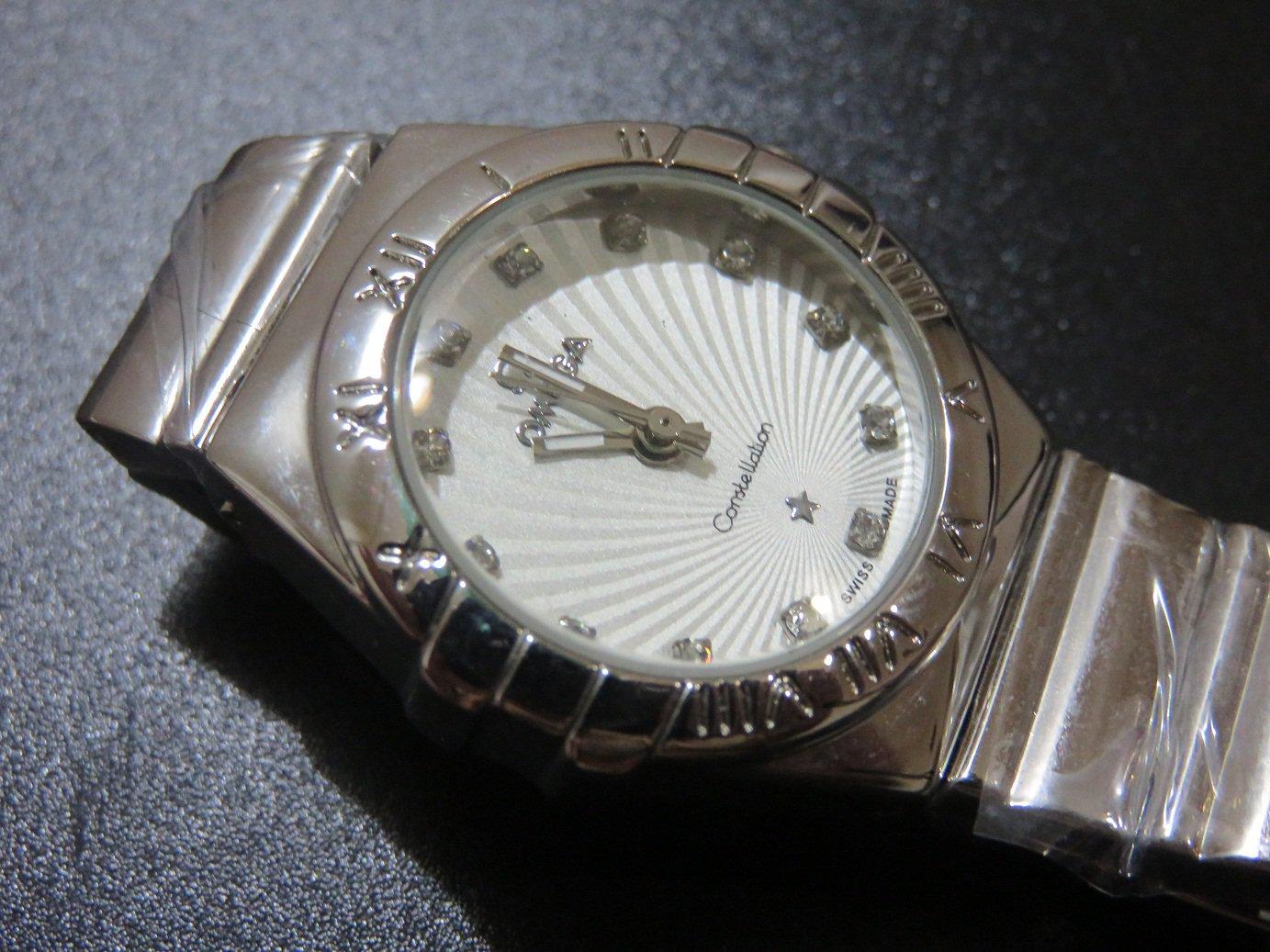Constellation Quartz Watch - White