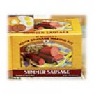Summer Sausage Seasoning Kit