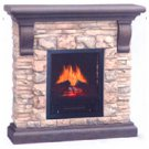 Yorketown Electric Fireplace