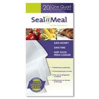 Seal A Meal Qt Size Bags
