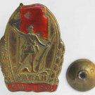 rare Russian military badge – HASAN, 1938, medal cross order