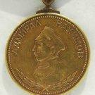 Rare Russian USSR Nakhimov Medal 1940-1944, WW2 award cross badge order